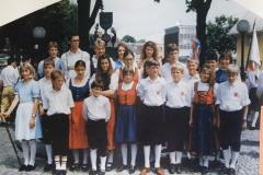 1993-07-15 3. Landesjugendtreffen Grieskirchen, Neumarkter Jugend