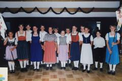 1995-07-12 11. Landesturnfest Ried, Gruppenwettstreit