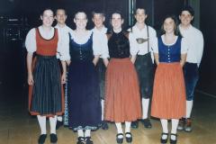 1995-07-12 11. Landesturnfest Ried, Wimpelwettstreit