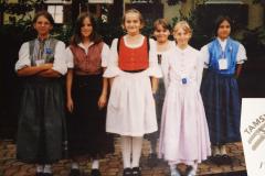 1999-07-14 6. Bundesjugendtreffen Tamsweg, Mannschaft JUTI