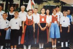 1999-07-14 6. Bundesjugendtreffen Tamsweg, Gruppenwettstreit
