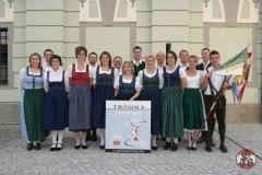 2005-07-13 13. Landesturnfest Traun, Vereinswimpelwettstreit