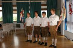 2009-07-10 16. Bundesjugendturnfest Wattens, Mannschaftswettkampf