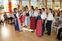 2009-07-10 16. Bundesjugendturnfest Wattens, Gruppenwettstreit