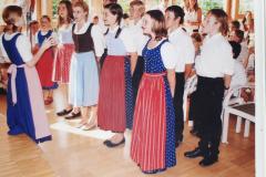 2009-07-16 8. Bundesjugendtreffen Wattens, Gruppenwettstreit