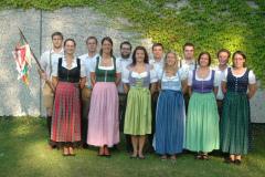 2010-07-14 14. Landesturnfest Steyr, Vereinswimpelwettstreit