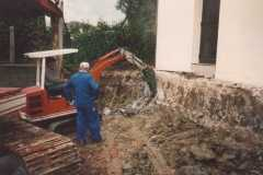 1995-08-29 Wegstemmen des Fundaments