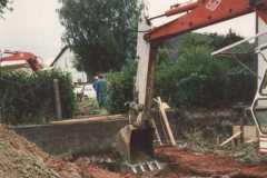 1995-08-30 Neuer Kanal wird gegraben