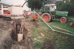 1995-09-04 400 kg schwere Kanalpumpe vom Invalidenhof Schlüßlberg