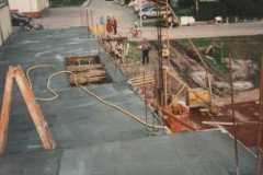 1995-09-18 Erste Decke ist betoniert