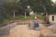 1987-09 Die ersten H-Steine