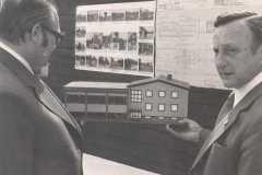 1977-08-06 Bgm. Meyer und Obm. Lehner
