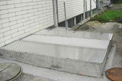 2006-10-21 Anlieferung der Hackschnitzel auf der Bauhofseite