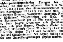 1913-11-9_Gauvorturnerstunde_Neumarkt_1