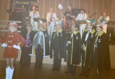 1989-01-28 Eröffnung durch die Frankenburger Faschingsgilde