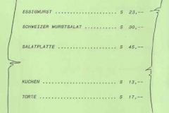 1989-06-10 Speisekarte SZ-Wunschkonzert