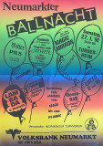 1990-01-27 Plakat 2. Neumarkter Ballnacht
