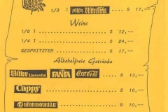 1990-01-27 Speisekarte 2. Neumarkter Ballnacht