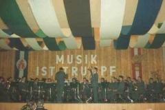 1990-04-27 Konzert der Gendarmeriemusik OÖ