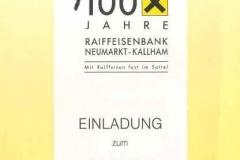 1990-06-30 Einladung Raiffeisen Vereinsabend