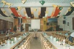 1990-06-30 Der Saal ist vorbereitet