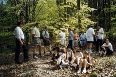 2001-05-01 Vereinswanderung Geboltskirchen