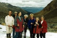 2001-09-22 Wanderwoche der Wanderriege