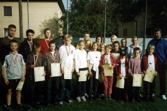 2001-09-29 Leichtathletik Bezirksmeisterschaft