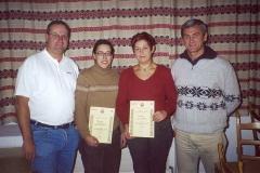 2001-11-24 Vereinsmeisterschaft Kegeln
