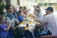 2005-05-01 Vereinswanderung nach Hehenberg