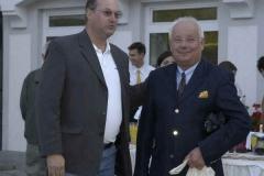 2002-09-14 Der Spielmannszug gratuliert