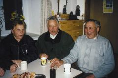 2003-02-05 Der Spielmannszug gratuliert