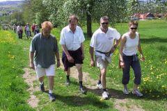 2003-05-01 Vereinswanderung nach Peuerbach