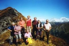 2003-09-14 Wanderwoche der Wanderriege