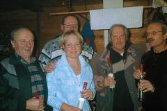 2004-01-02 3. Vereinsmeisterschaft im Eisstockschießen