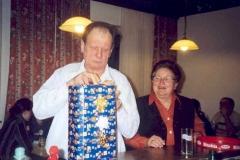 2004-02-28 Der Spielmannszug gratuliert