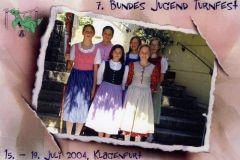 2004-07-15 7. Bundesjugendtreffen Klagenfurt, Mannschaftswettkampf