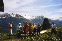 2007-09-08 Wanderwoche der Wanderriege
