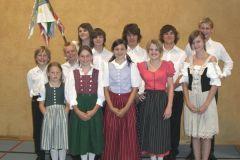 2008-07-01 Unsere Teilnehmer in Perg
