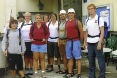 2008-08-17 Abmarsch Zehnkämpfer
