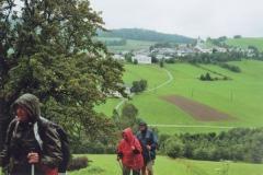 2008-08-17 Unterwegs nach Ulrichsberg