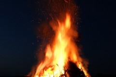 2009-06-20 Endlich brennt es!