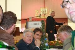 2009-09-11 Ehrengäste: v.l.n.r.: LH Pühringer, BGM Floss, GF Pöller, NR Großruck