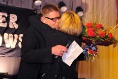 2009-10-10 Auch ein großes Dankeschön von Alfred an seine Gattin Gabi