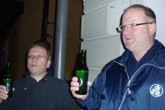 2009-12-02 Natürlich singen wir auch ein Lied