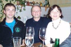 2009-12-02 Der Jubilar mit seiner Familie