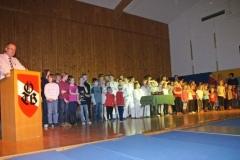 2009-12-05 Feierlicher Ausklang mit über 100 Kinder
