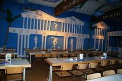 2010-01-30 Saaldekoration