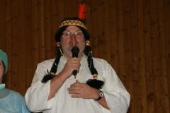 2010-02-06 Begrüßung durch unseren Obmann Pocahontas