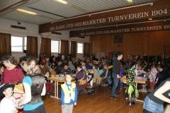 2010-02-06 Der Saal ist voll!